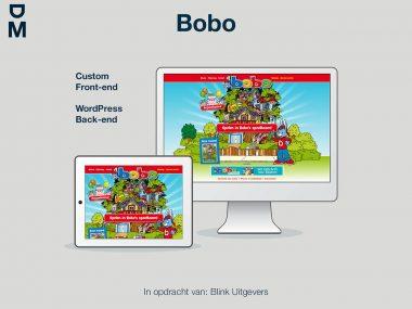 De nieuwe Bobo website is online!