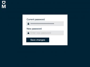 Verander je wachtwoord dag