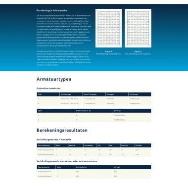 Oostendorp - Lichtplan