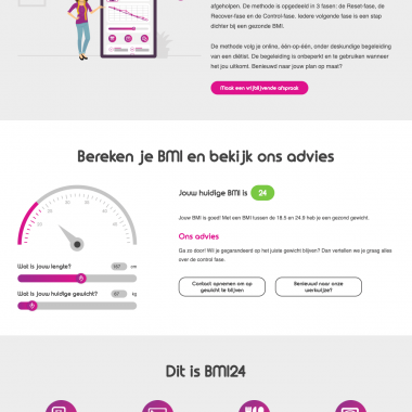 BMI24 - Homepage