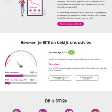BMI24 - Homepage